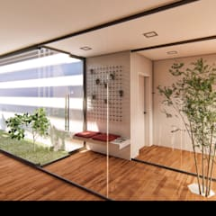 Conservatory by Traço M - Arquitectura, Modern