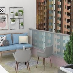 Balkon by Decó ambientes a la medida