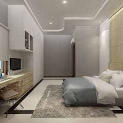 House in Banjar Wijaya, Tangerang Oleh The Ground Market Skandinavia