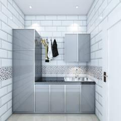 ruang cuci:  Koridor dan lorong by viku