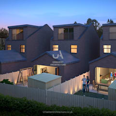 Bromley New Builds | UA:  Detached home by Urbanist Architecture