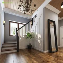 Escaleras de estilo  por ЕвроДом