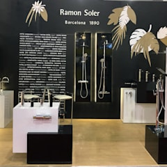 Exhibitieruimten door BARASONA Diseño y Comunicacion