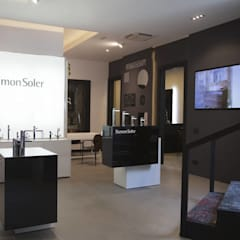 Commercial Spaces by BARASONA Diseño y Comunicacion