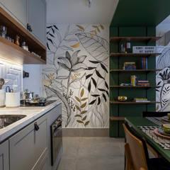 Petites cuisines de style  par NEO ARQ,