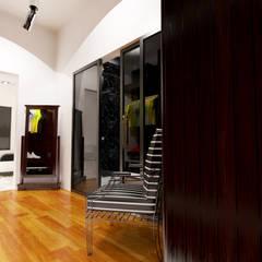 Closet a tu medida: Recámaras pequeñas de estilo  por Royal Interior México