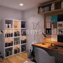 مكتب عمل أو دراسة تنفيذ Yantram Design Studio di architettura , كلاسيكي