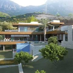 Benid Mimarlık Bürosu – Eo Villa :  tarz Villa