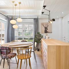 Ruang Makan oleh Fotointeriores S.L.