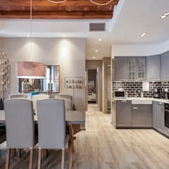Built-in kitchens by Fotointeriores S.L.