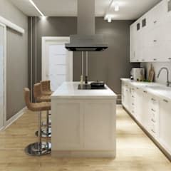 Kitchen units by Ideal Space