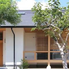 منزل خشبي تنفيذ 永井政光建築設計事務所