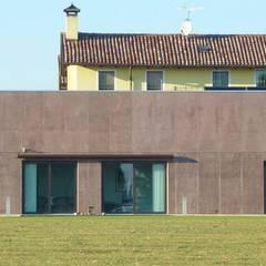 Small houses by michielizanatta.net, Modern Reinforced concrete