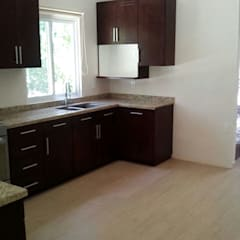 Kitchen units by DCA Arquitectura y Construccion