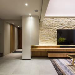 Tangga oleh 竹村空間 Zhucun Design, Modern