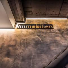 Offices & stores by Moreno Licht mit Effekt - Lichtplaner