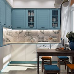Small kitchens by Zibellino.Design, Minimalist