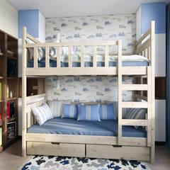Boys Bedroom by Zibellino.Design