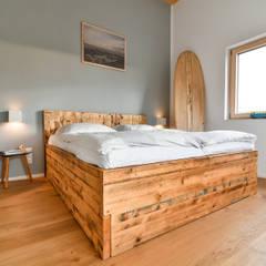 Sauna توسطedictum - UNIKAT MOBILIAR, صنعتی چوب Wood effect