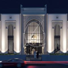 Aswar Hotel - Modern Moroccan Hotel Design Oleh Comelite Architecture, Structure and Interior Design Modern