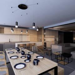 شرفة تنفيذ Saulo Magno Arquiteto