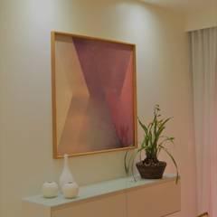 Comedores de estilo moderno de Izabella Biancardine Interiores Moderno