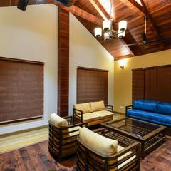 ห้องนอนขนาดเล็ก by KR Associates
