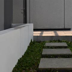 Q-House Taman Tropis Oleh CV Berkat Estetika Tropis Beton Bertulang