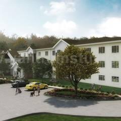 Villas by Yantram Design Studio di architettura