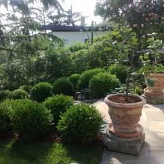 arch. Angela Mosciarelli의  정원 창고