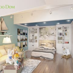 Nursery/kid's room by ЕвроДом
