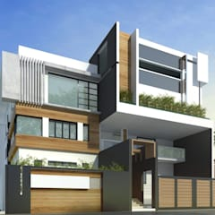 Villas by T.Aswin Prasad,