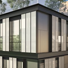 Hotel Orostegui: Spa de estilo  por Mega Ciudades Arquitectura & Urbanismo,
