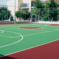 Floors by ACG Construcciones, Modern