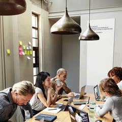 kantoor verwarming:  Muren door Heat Art - infrarood verwarming