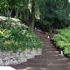 Front garden by eleve paisajismo,