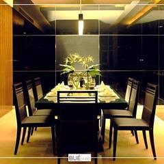 :  ห้องทานข้าว by Bue Studio Co.,Ltd.