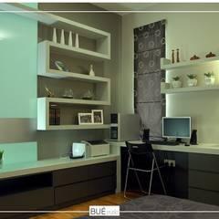 :  ห้องนอน by Bue Studio Co.,Ltd.