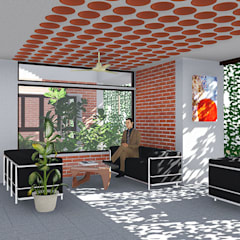Offices & stores by Fifth Column