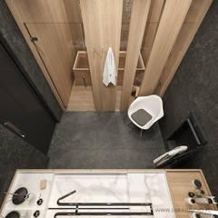 Bathroom by MIRAI STUDIO