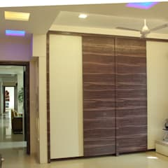 ห้องนอนขนาดเล็ก by Staywel-UF