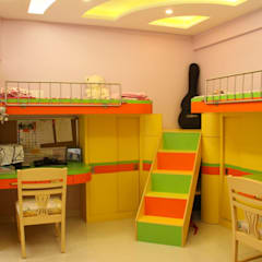 Nursery/kid's room by Staywel-UF, Classic