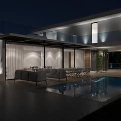 Kolam Renang by Nuno Ladeiro, Arquitetura e Design