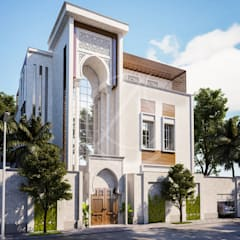 Oleh Comelite Architecture, Structure and Interior Design Modern