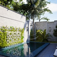 :  Pool by Comelite Architecture, Structure and Interior Design , Modern