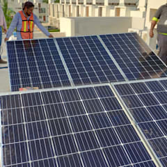 Passive house by Solar Panel Cancun