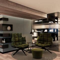 : Electrónica de estilo  por Sulkin Askenazi