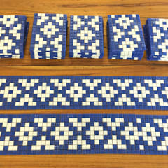 Albercas de jardín de estilo  por Compañía de Mosaicos, Clásico