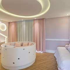 Phòng chăm bé by Designer de Interiores e Paisagista Iara Kílaris