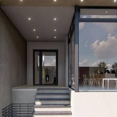 อาคารสำนักงาน by ARBOL Arquitectos